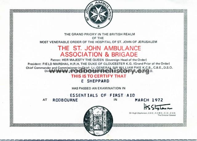 First Aid Training General Public – St John Malta & Training